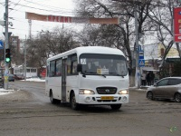 Таганрог. Hyundai County LWB ам682