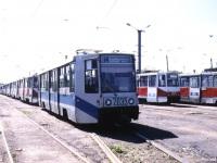 Челябинск. 71-608К (КТМ-8) №2035, 71-605 (КТМ-5) №2071, 71-605 (КТМ-5) №2015