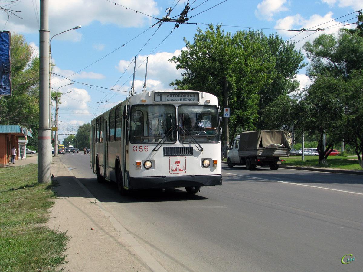 Орёл. ЗиУ-682Г-016 (ЗиУ-682Г0М) №056