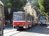Прага. Tatra T6A5 №8690