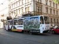 Прага. Tatra T6A5 №8693