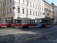 Прага. Tatra T6A5 №8692