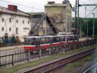 Прага. Tatra T6A5 №8680