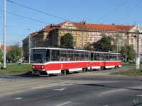 Прага. Tatra T6A5 №8709, Tatra T6A5 №8713