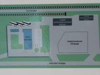 Кириши. План будущей автостанции Кириши