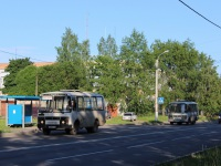 Кириши. ПАЗ-3205 в092мт