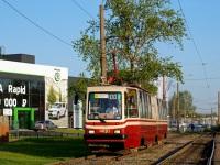 Санкт-Петербург. ЛВС-86К №0621