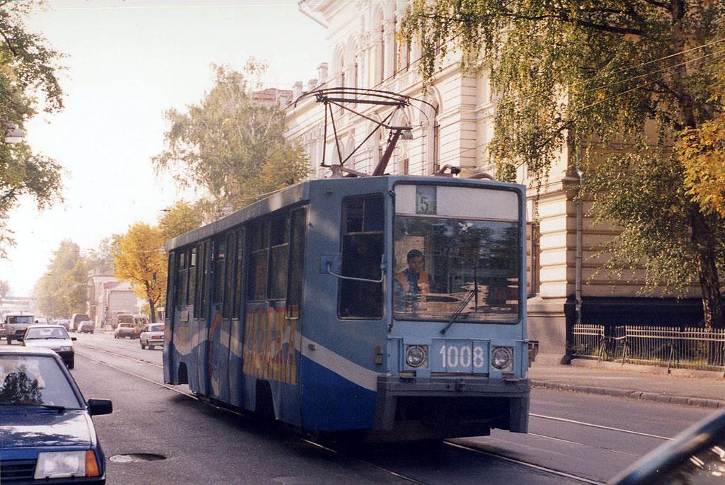 Казань. 71-608К (КТМ-8) №1008