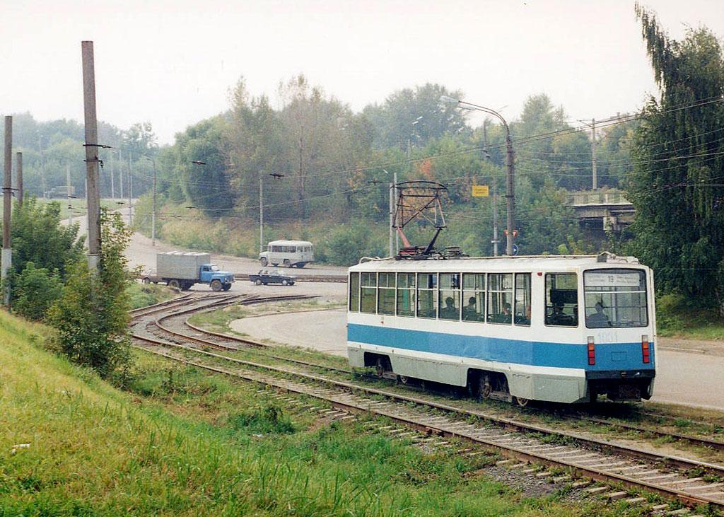 Казань. 71-608КМ (КТМ-8М) №1031