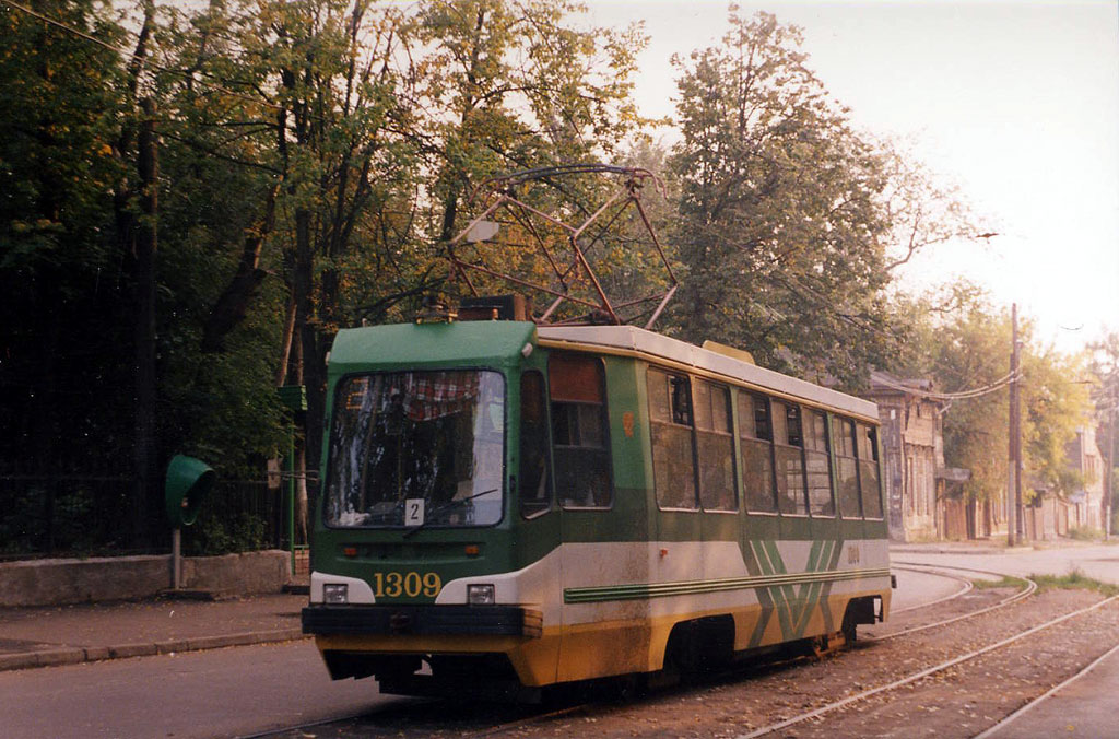 Казань. 71-134К (ЛМ-99К) №1309