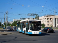 Санкт-Петербург. ВМЗ-5298.01 №5341