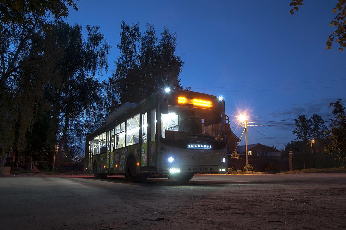 Владимир. Volgabus-5270.G2 х503нв
