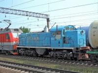 Хабаровск. ТГМ4А-2096