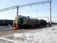 Хабаровск. ТЭМ2-6654