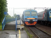 Хабаровск. ЭД9М-0254