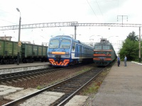 Хабаровск. ВЛ80с-300, ЭД9М-0202