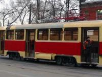Москва. Tatra T3 (МТТМ) №3363