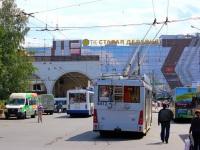 Санкт-Петербург. ТролЗа-5265.00 №6412, БТЗ-52768Т №6530