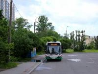 Санкт-Петербург. Scania OmniLink в417ау