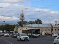 Санкт-Петербург. Volgabus-5270.05 в376се