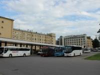 Санкт-Петербург. Автобусный вокзал