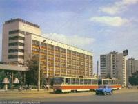 Тверь. Tatra T6B5 (Tatra T3M) №9