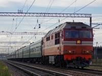 Санкт-Петербург. ТЭП70-0240
