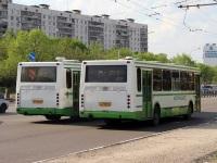 Москва. ЛиАЗ-6212.01 вт813, ЛиАЗ-5256.25-11 вт792