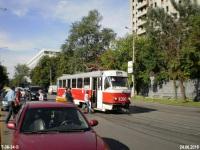 Москва. Tatra T3 (МТТЧ) №1396