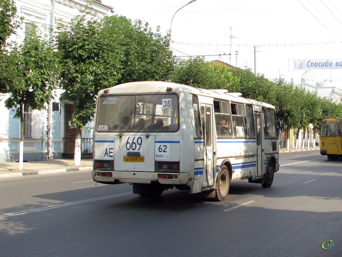 Рязань. ПАЗ-4234 ае669