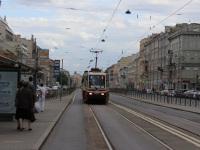 Санкт-Петербург. ЛВС-86К №1025