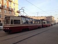 Санкт-Петербург. ЛМ-68М №7589, ЛМ-68М №7629