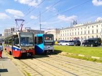 Москва. 71-619К (КТМ-19К) №5001, 71-619К (КТМ-19К) №5007