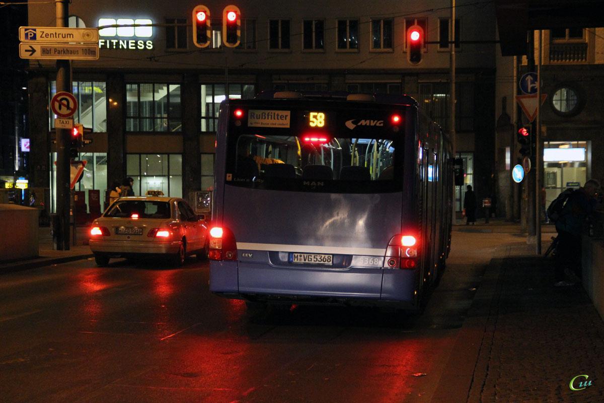 Мюнхен. MAN A23 Lion's City NG313 M-VG 5368