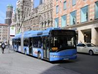 Мюнхен. Solaris Urbino 18 Hybrid M-VG 5340