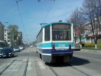 Новокузнецк. 71-608КМ (КТМ-8М) №336
