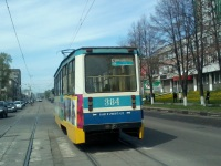 Новокузнецк. 71-605 (КТМ-5) №384
