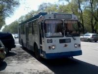 Новокузнецк. ЗиУ-682Г-016.02 (ЗиУ-682Г0М) №019