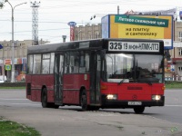 Липецк. Mercedes O405N н858рн