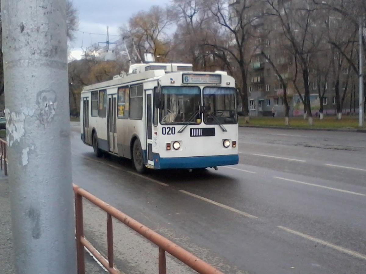 Новокузнецк. ЗиУ-682Г-016.03 (ЗиУ-682Г0М) №020