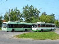 ЛиАЗ-5280 №74, АКСМ-32102 №27