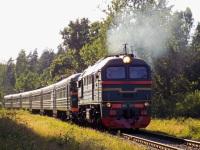 Санкт-Петербург. ЭР2К-930, М62-1631