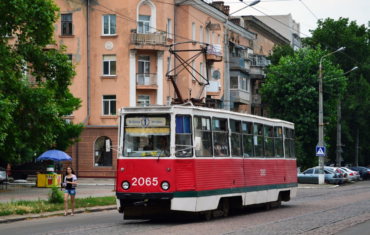 Николаев. 71-605 (КТМ-5) №2065