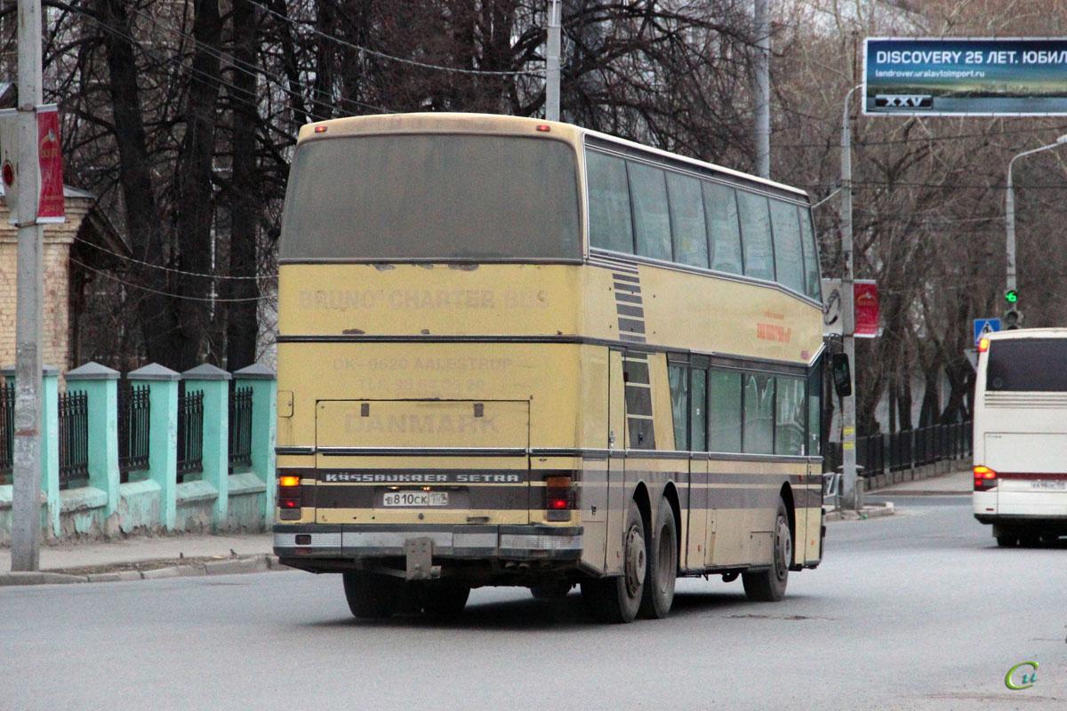 Пермь. Setra S228DT в810ск