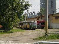 Москва. 71-619КТ (КТМ-19КТ) №1116, Tatra T3SU №0022