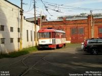 Москва. Tatra T3SU №0022