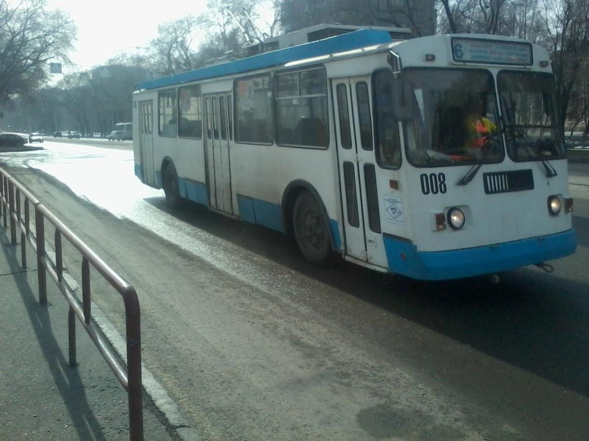Новокузнецк. ЗиУ-682Г-017 (ЗиУ-682Г0Н) №008