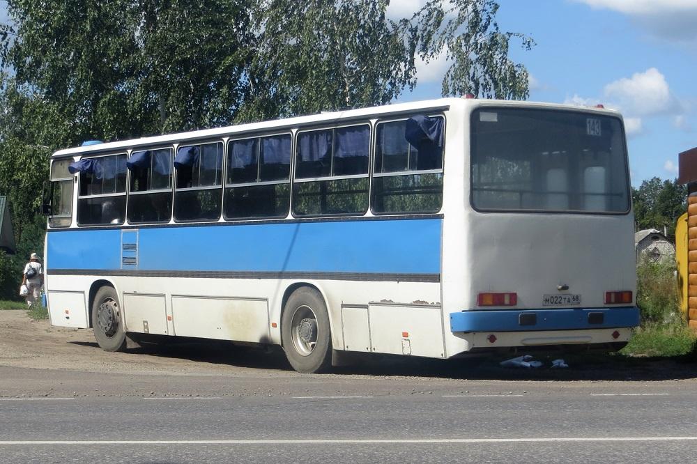 Тамбов. Ikarus 260.51F м022та