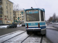 Новокузнецк. 71-608КМ (КТМ-8М) №325