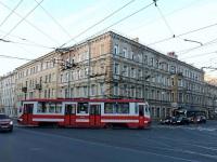 Санкт-Петербург. 71-134К (ЛМ-99К) №0412